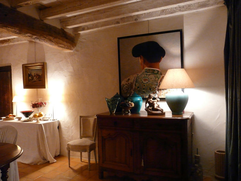 La maison for Chambre d hote pays basque